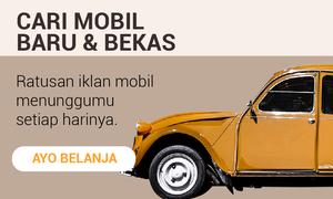 Cari Mobil Baru dan Bekas