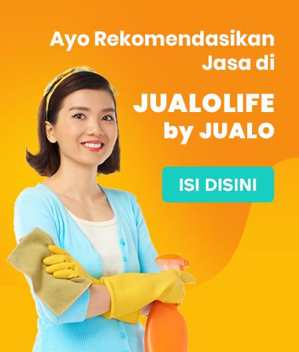 Ayo Rekomendasikan Jasa Anda di JUALOLIFE by JUALO