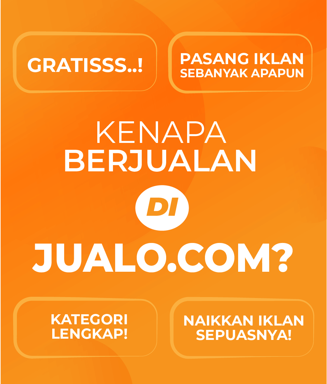 Kenapa Berjualan di Jualo.com
