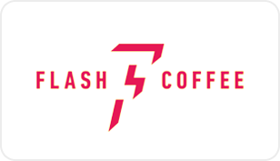 Flash Coffee Brand