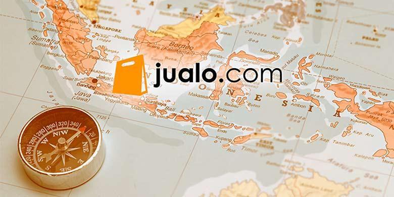 Peta Indonesia dan Jualo