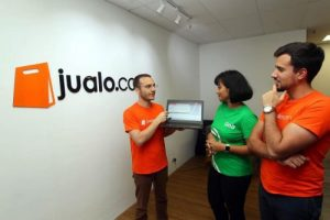 Kerjasama Jualo.com dengan Grab
