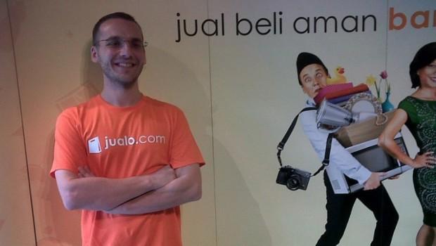 Chaim Fetter Founder Jualo