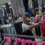 Penjual Baju Bekas
