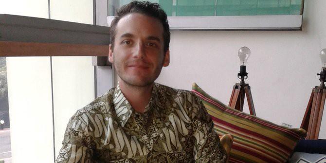 Chaim Fetter, CEO Situs Jual Beli Jualo.com
