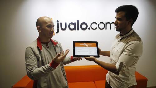 COO Jualo.com Menjelaskan Fitur Kasbon