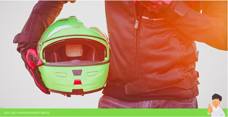 Tips Membeli Helm