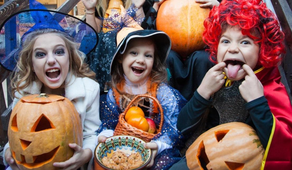 Tradisi Halloween