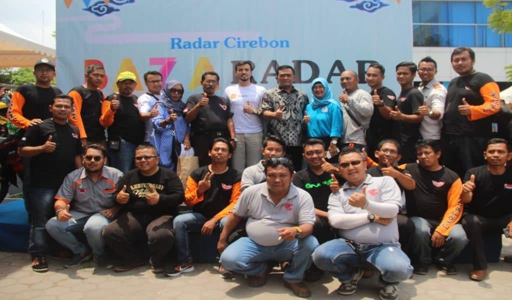 Pedro Bersama Komunitas NMAX