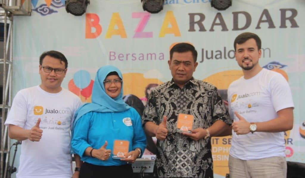 Pembukaan BazaRadar Cirebon