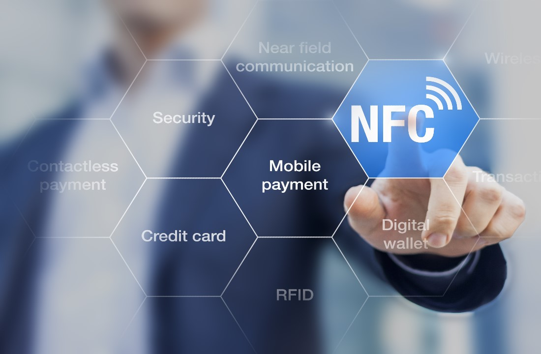 Fitur NFC pada Smartphone
