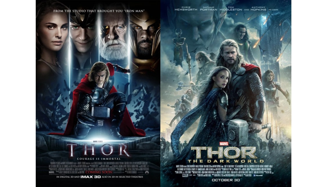 Poster Sekuel Thor