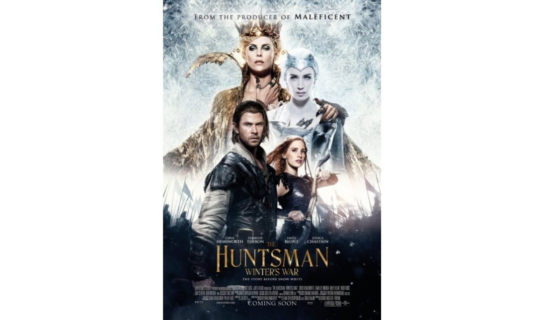 Poster The Huntsman Winters War