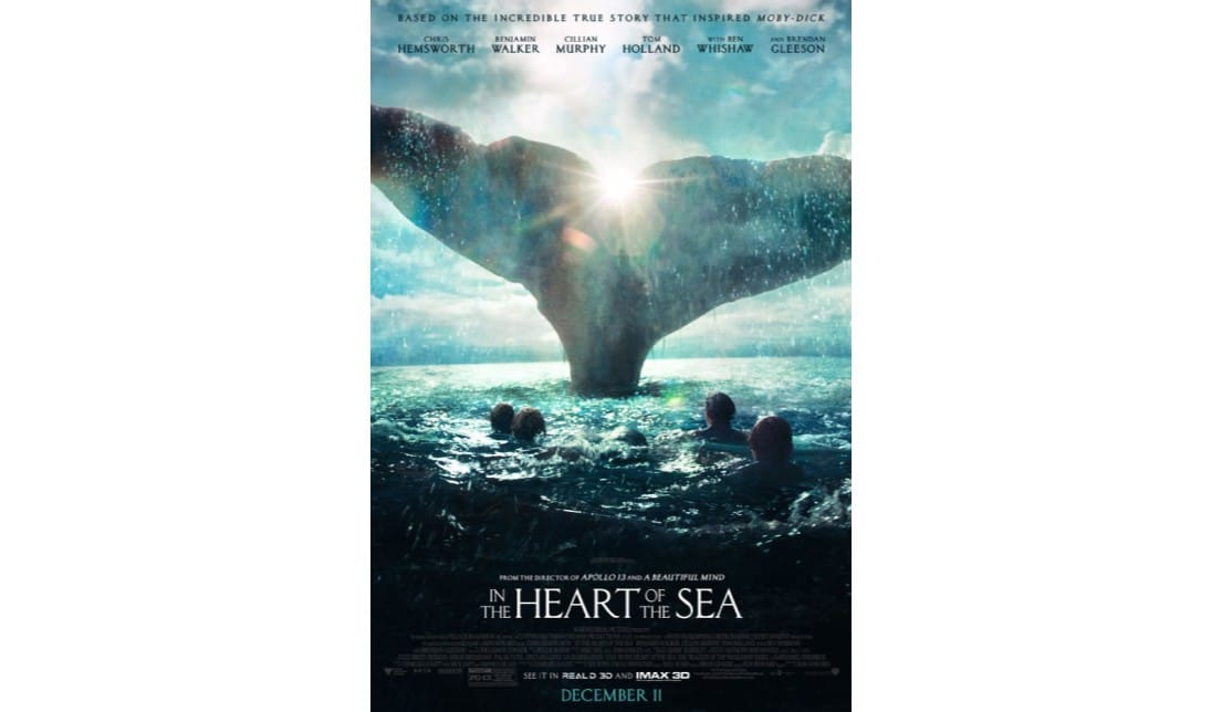 Poster in the Hearth of the sea