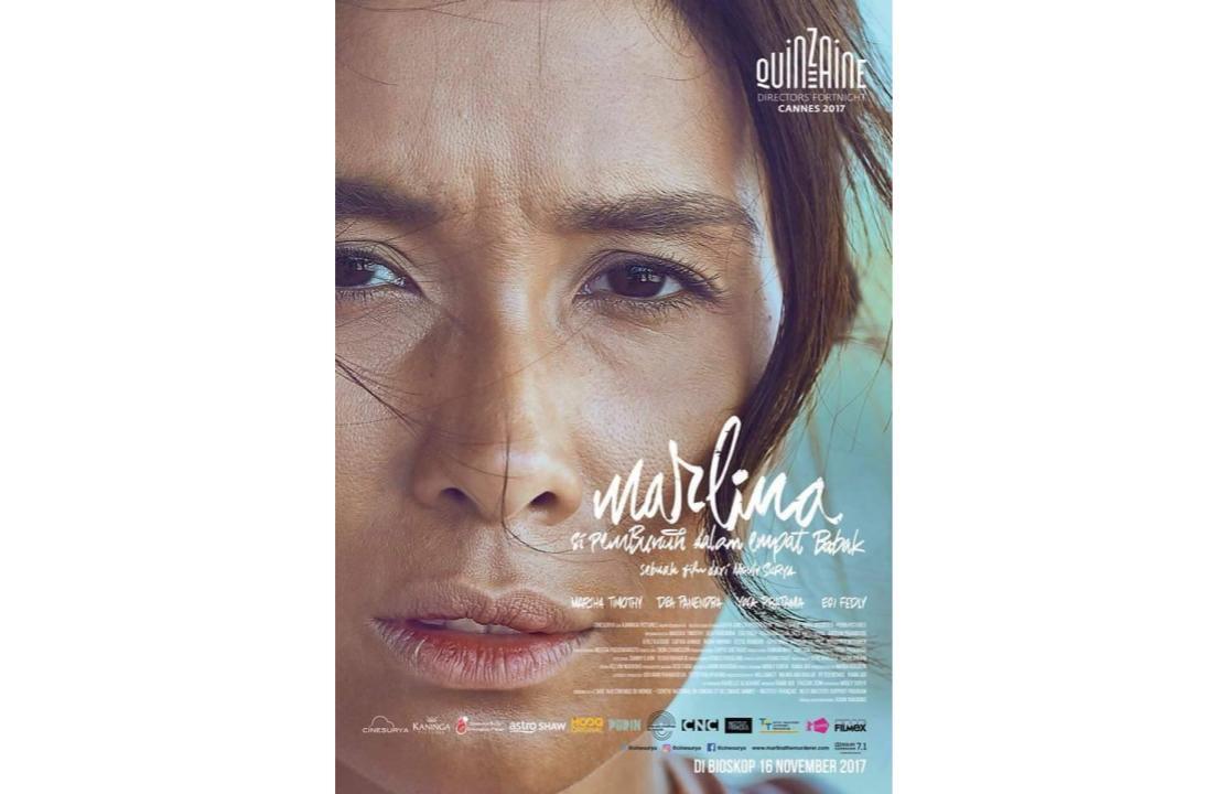 Poster Film Marlina si Pembunuh dalam Empat Babak
