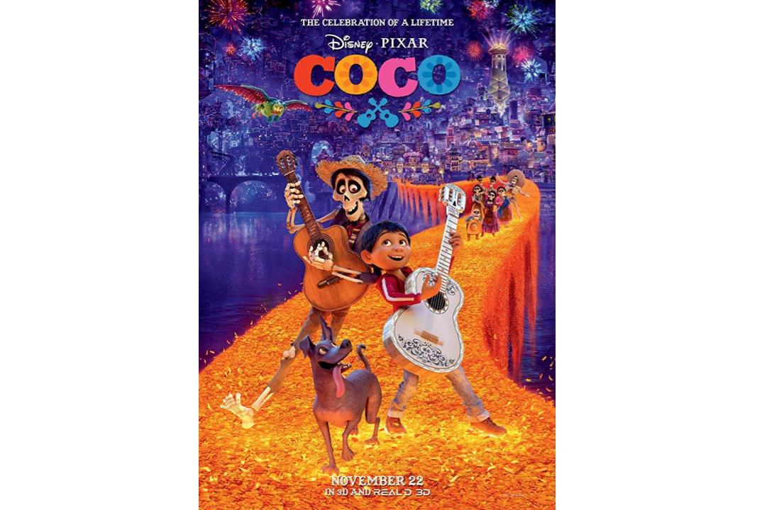 Poster Film Coco