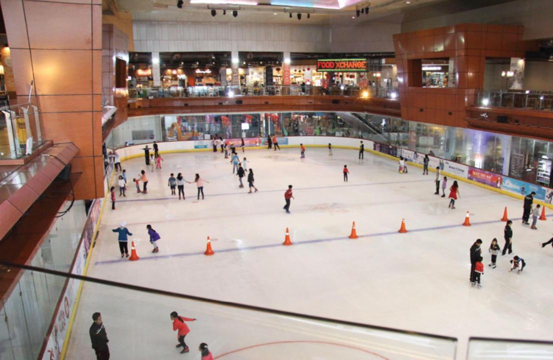Bintaro Xchange Ice Skating Rink