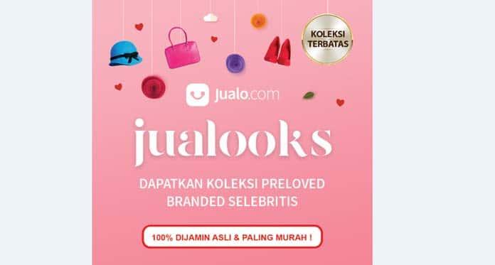 Jualooks menghadirkan produk fashion branded dengan harga terjangkau