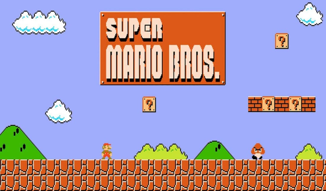 Film Animasi Super Mario Bros