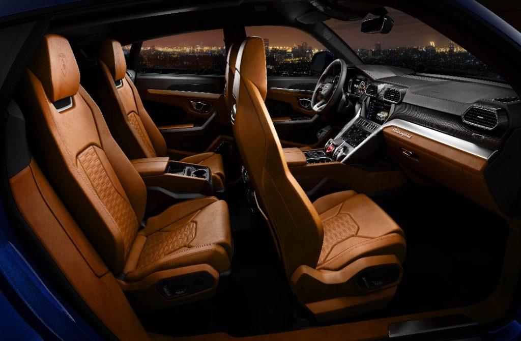 Lamborghini Urus Mobil SUV Paling Keren