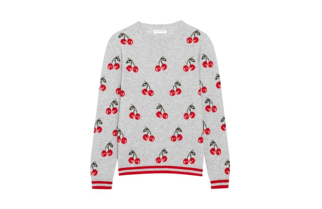 Tren Fashion Fruit Print
