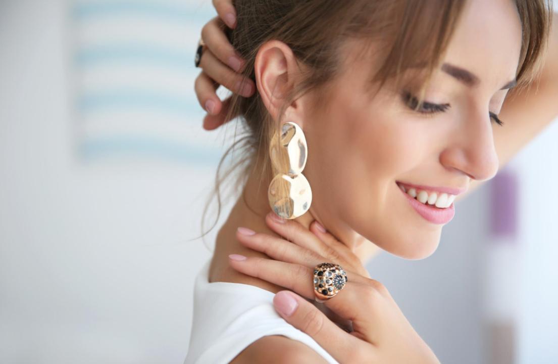 Tren Fashion Statement Earing