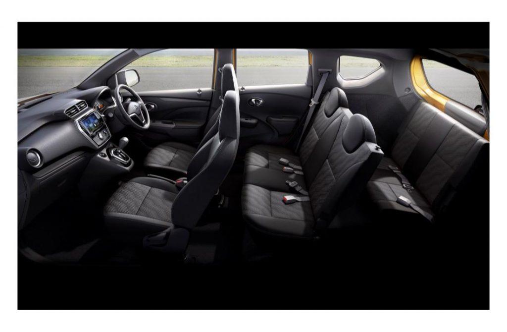 Datsun Go Cross Mobil Terbaru 2018 di Bawah 200 Jutaan