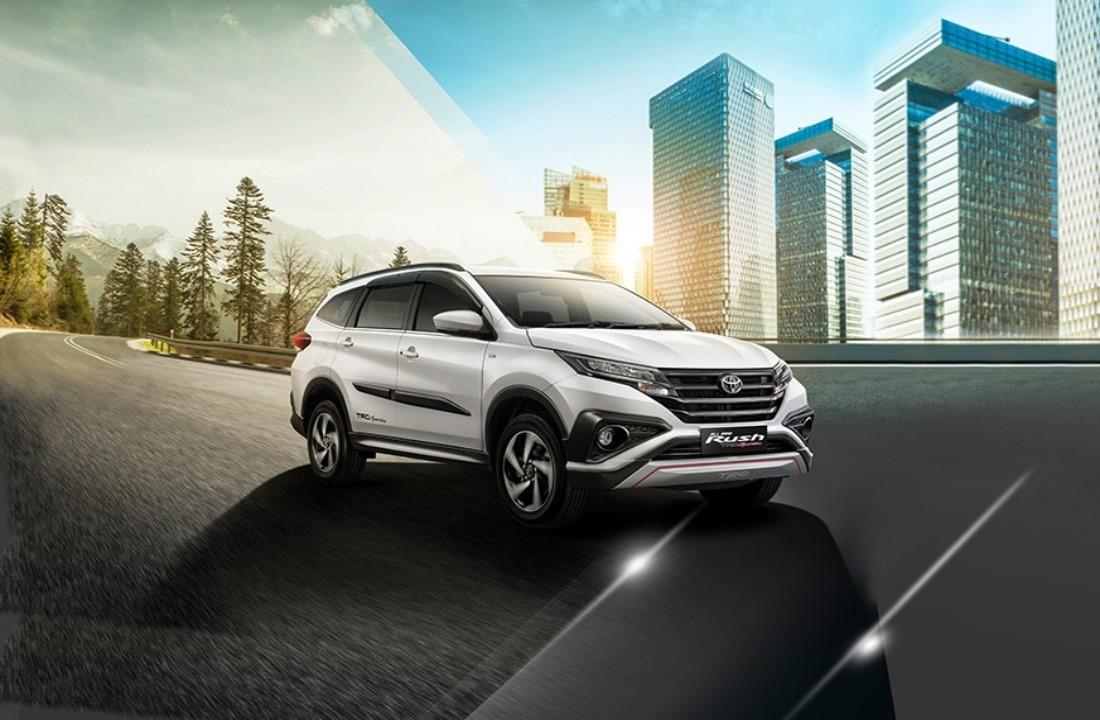 Toyota Rush Terbaru 2018 Meluncur ke Jalanan