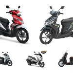 5 Besar Motor Terlaris di Indonesia Sepanjang 2017