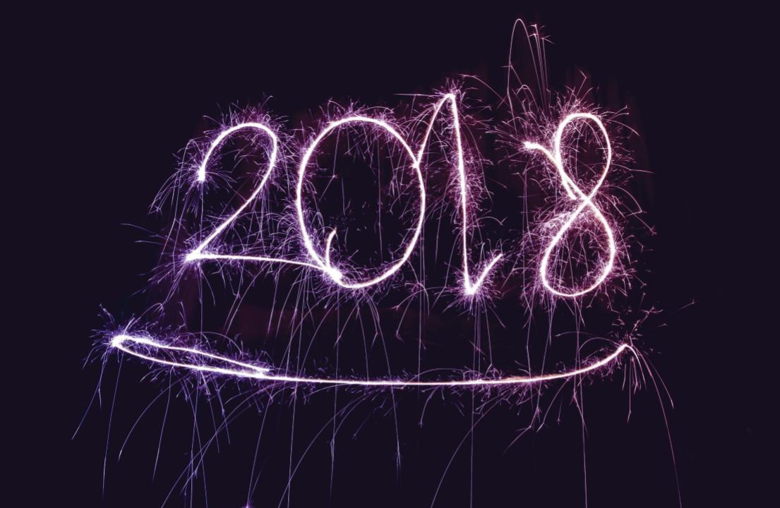Resolusi tahun baru 2018