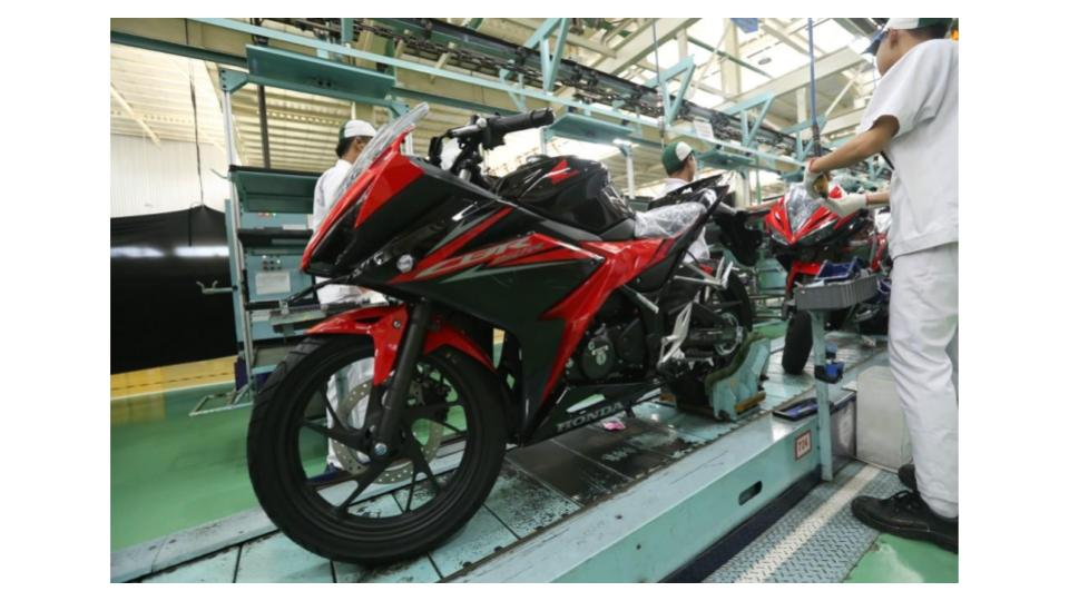 Warna Baru Honda CB150R