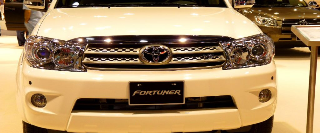 Toyota Fortuner Indonesia