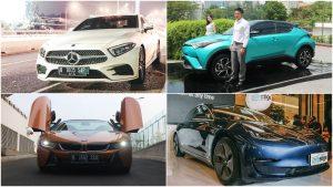 mobil hybrid & mobil listrik di indonesia