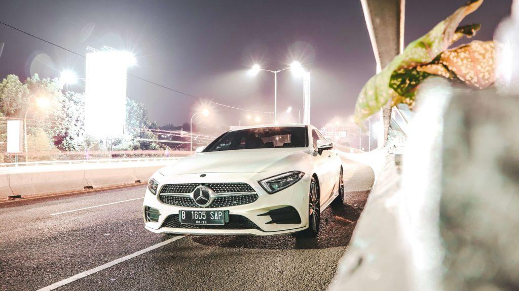 Mercedes-Benz CLS 350 AMG Line EQ Boost