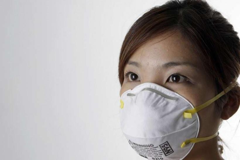 Masker N95 digunakan