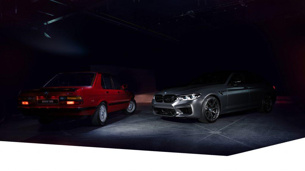 BMW M5 & BMW M5 edition 35 Jahre