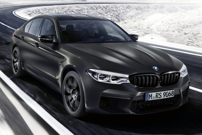 BMW M5 Edition 35 Years (exterior)