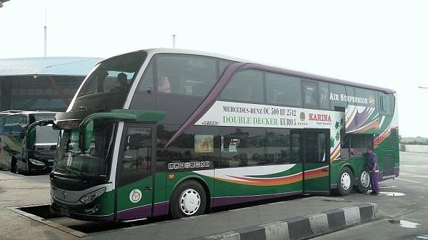 Harga Bus Double Decker