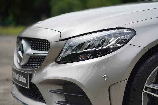 Mercedes-Benz C-Class AMG Final Edition