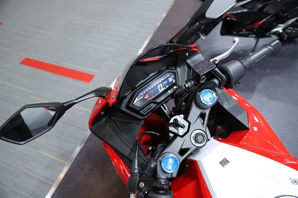 speedometer All New Honda CBR150R