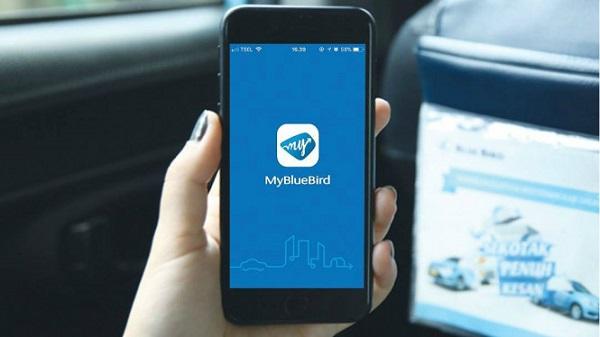 Aplikasi Blue Bird MyBlueBird