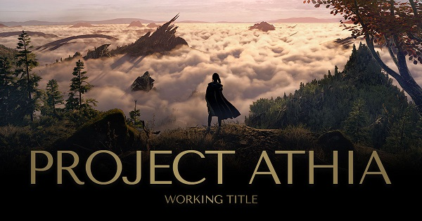 Game PlayStation 5 2021 - Project Athia