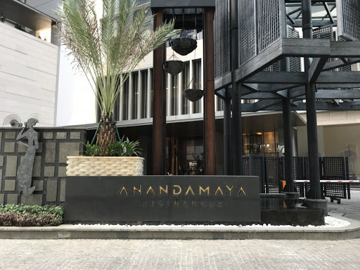Front Anandamaya Residence