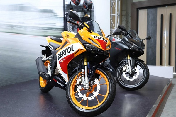 all new honda cbr150r repsol