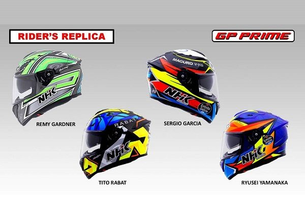 Helm NHK GP Prime