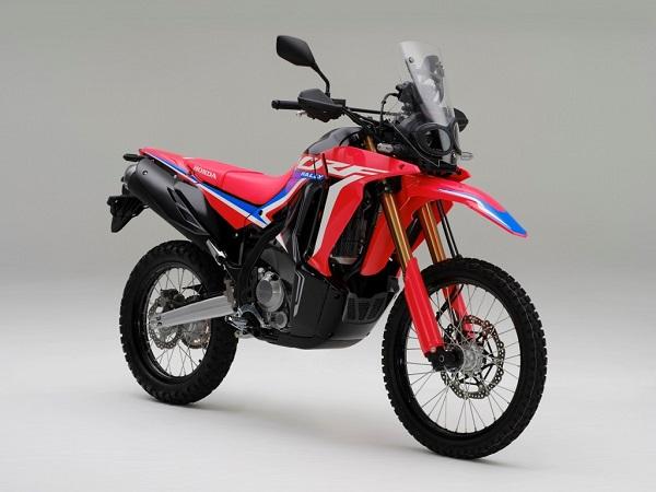 Honda CRF250 Rally