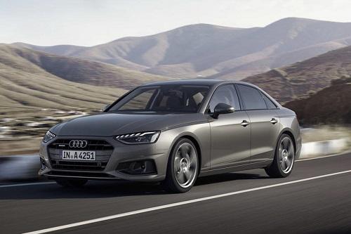 Audi model A