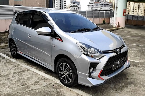 mobil city car-agya
