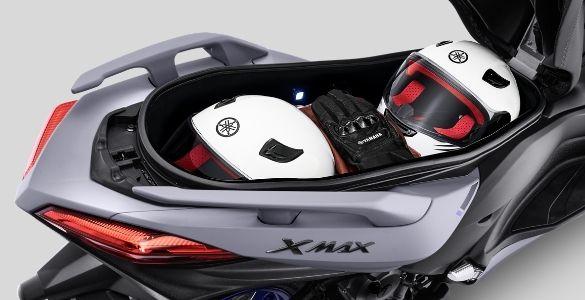 bagasi yamaha xmax 2021
