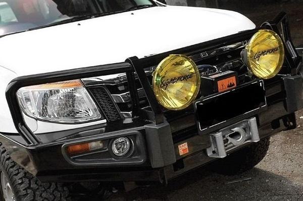 bumper mobil